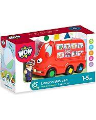 Leo A Londoni Busz - Wow Toys
