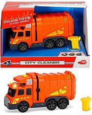 Action Series: mini kukásautó kukával - 15 cm - 1. kép
