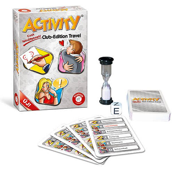 Activity® Club Edition Travel - 1. kép
