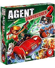 Agent Undercover - Titkos ügynök 2 társasjáték - 1. kép