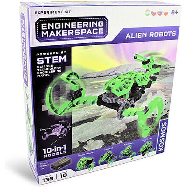 Alien Robots - 1. kép