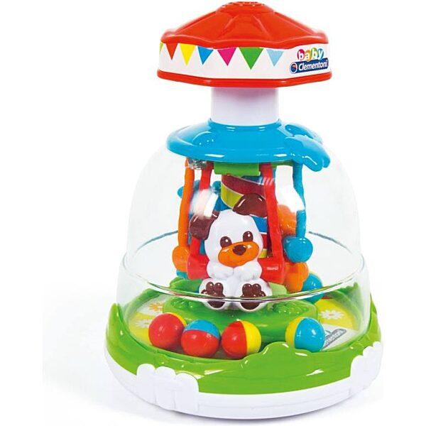 Állatos forgó torony - Clementoni Baby - 1. kép