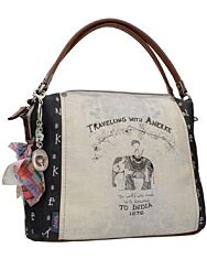 Anekke: India női táska két füllel - 1. kép