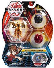 Bakugan: kezdőcsomag - Aurelus Dragonoid - 1. kép