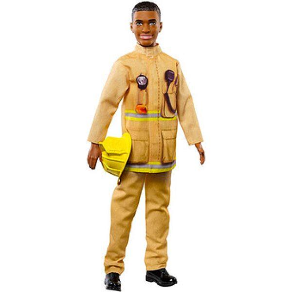 Barbie karrierista babák: tűzoltó Ken - 1. kép