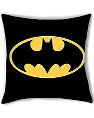 Batman párnahuzat 40 x 40 cm - 1. kép
