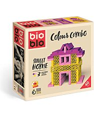 "Bioblo Colour Combo ""Sweet Home"" 40 db-os - 1. kép"