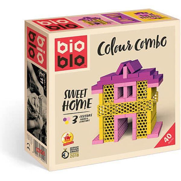 "Bioblo Colour Combo ""Sweet Home"" 40 db-os - 1. kép"