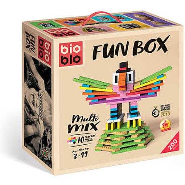 "Bioblo Fun Box ""Multi Mix"" 200 db-os - 1. kép"