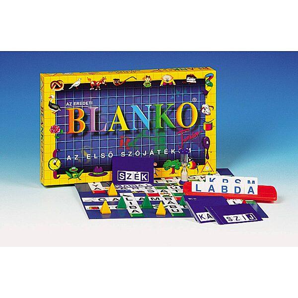 Blanko társasjáték - Junior - 1. kép