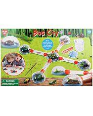 Bogárváros: rovarmegfigyelő készlet - 1. kép