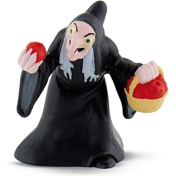 Bullyland 12485 Disney - Hófehérke és a hét törpe: gonosz boszorkány - 1. kép