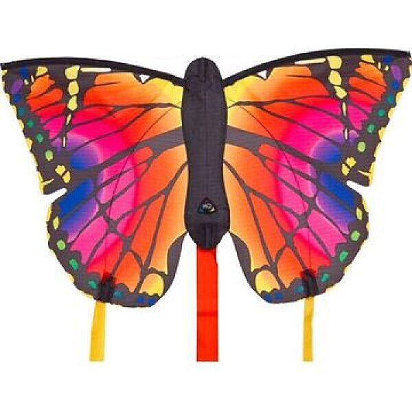 "Butterfly Ruby ""R"" - pillangós papírsárkány - 1. kép"