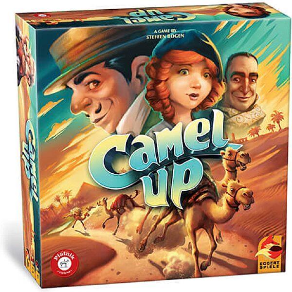 Camel Up 2.0 - 1. kép