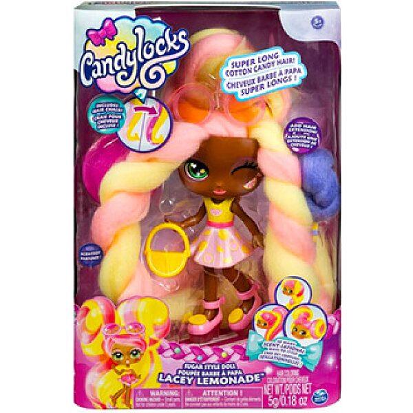 Candylocks: Lacey Lemonade deluxe baba - 1. kép