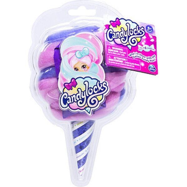Candylocks: vattacukor baba tölcsérben - többféle - 1. kép