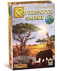 Carcassone Safari társasjáték - 1. kép