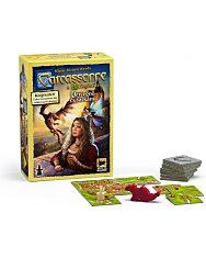 Carcassonne Hercegnő és sárkány – 3. Kiegészítés - 1. kép