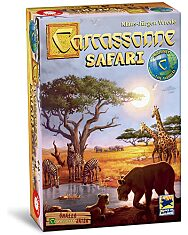 Carcassonne Safari - 1. kép