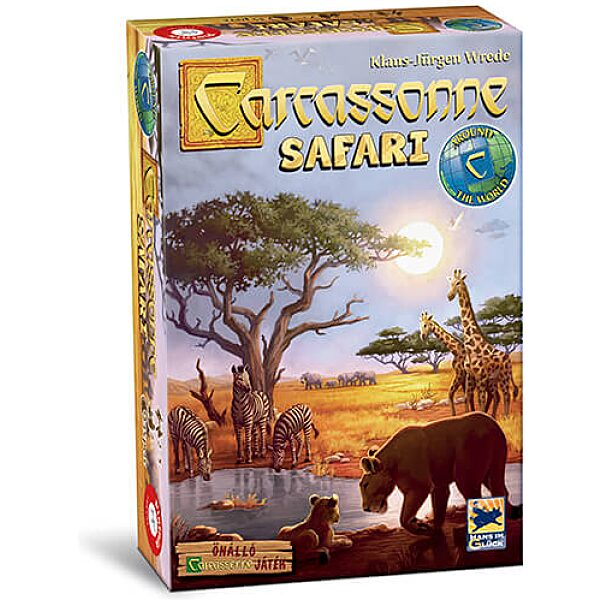 Carcassonne Safari - 1. kép