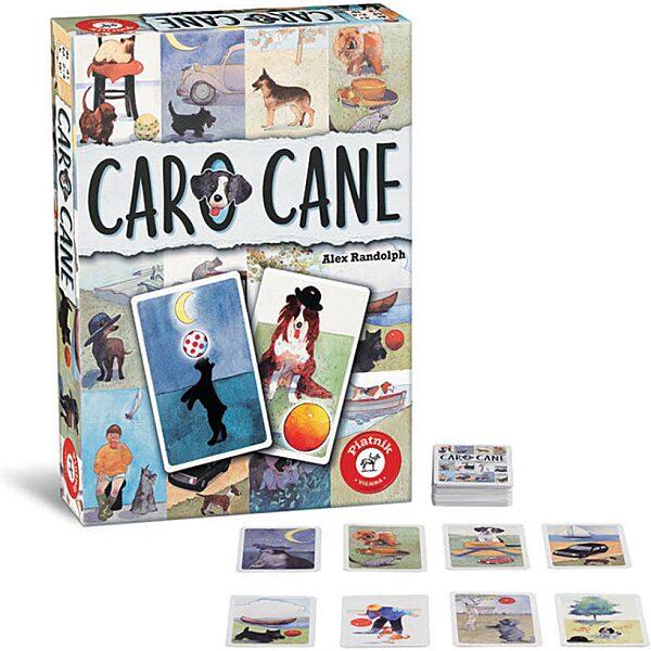 Caro Cane kártyajáték - 1. kép