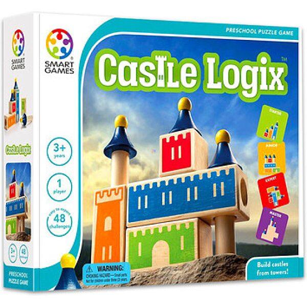 Castle Logix logikai játék - 1. kép