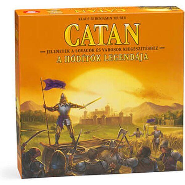 Catan - A hódítók legendája társasjáték kiegészítő - 3. kép