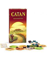 Catan Telepesei – Kiegészítés 5-6 játékosra - 1. kép
