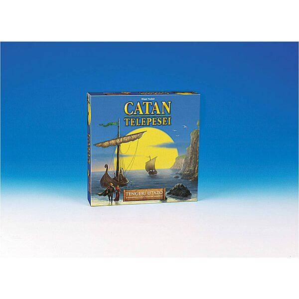 Catan Tengeri utazó társasjáték kiegészítő - 1. kép