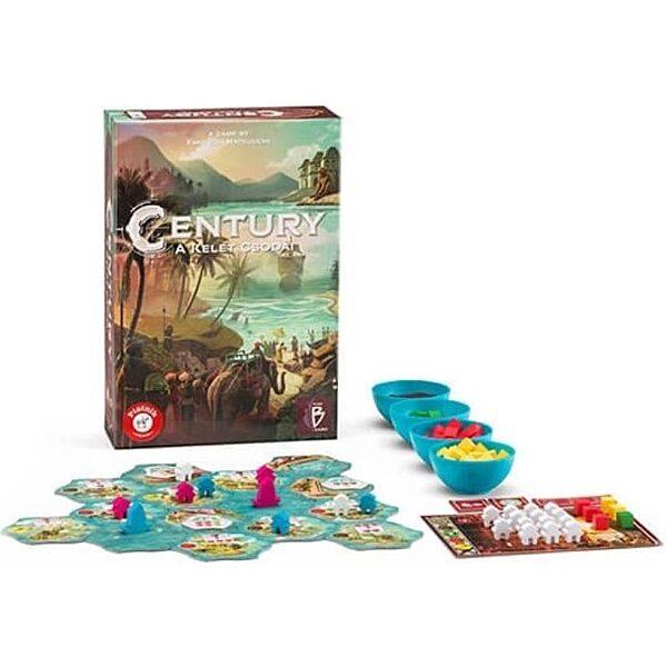 Century - A kelet csodái társasjáték - 1. kép