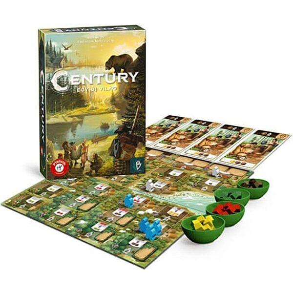 Century III. - Egy új világ társasjáték - 2. kép