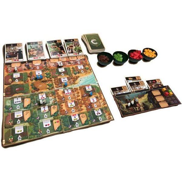 Century III. - Egy új világ társasjáték - 3. kép