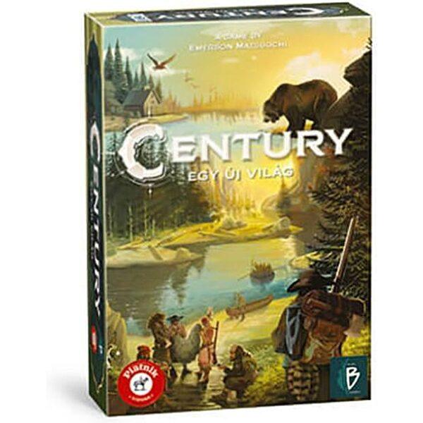 Century III. - Egy új világ társasjáték - 1. kép