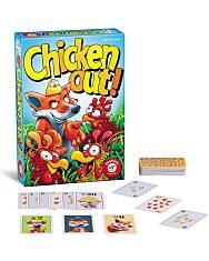 Chicken out! Kártyajáték - 1. kép