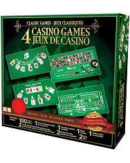 Classic Games Collection - 4 Casino Játék - 1. kép