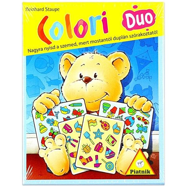 Colori Duo kártyajáték - 1. kép