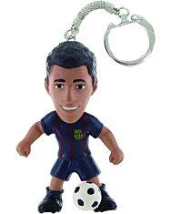 Comansi FC Barcelona - Luis Suarez focista kulcstartó - 1. kép