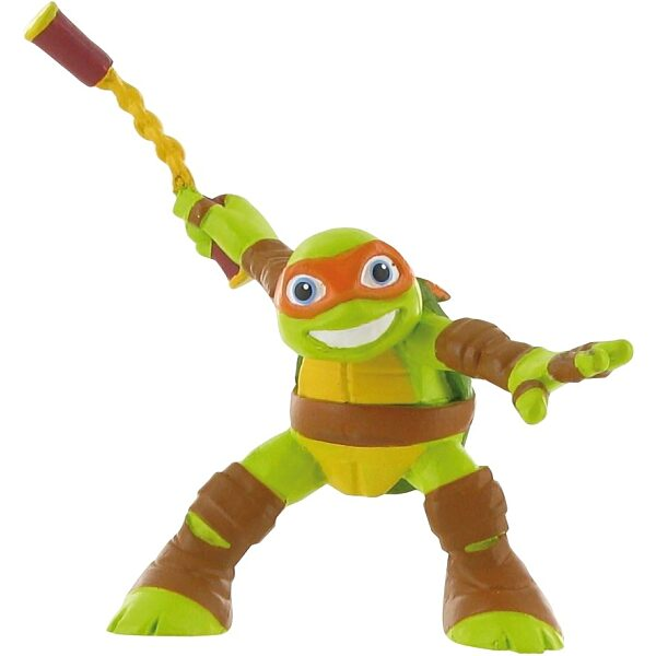 Comansi Tini Nindzsa Teknőcök - Michelangelo játékfigura - 1. kép