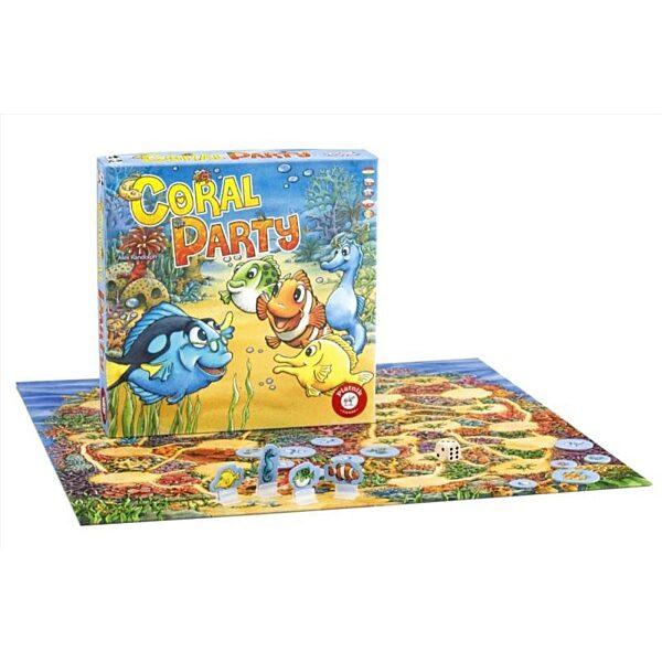 Coral Party társasjáték - 2. kép