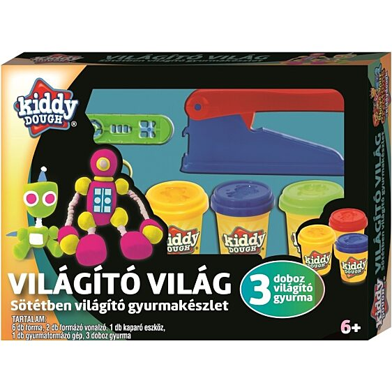 Creative Kids Kiddy Dough gyurmagyár