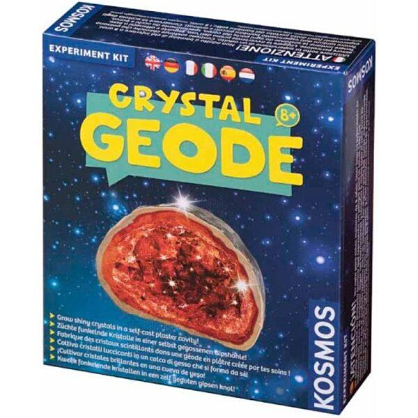 Crystal Geode tudományos készlet - 2. kép