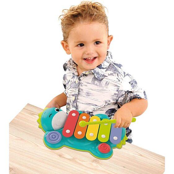 Dinós xilophon - Clementoni Baby - 2. kép