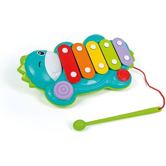 Dinós xilophon - Clementoni Baby - 1. kép