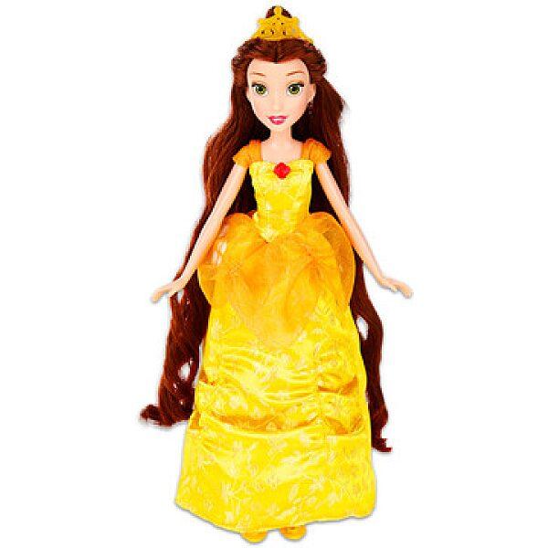 Disney hercegnők: fésülhető Belle baba - 1. kép