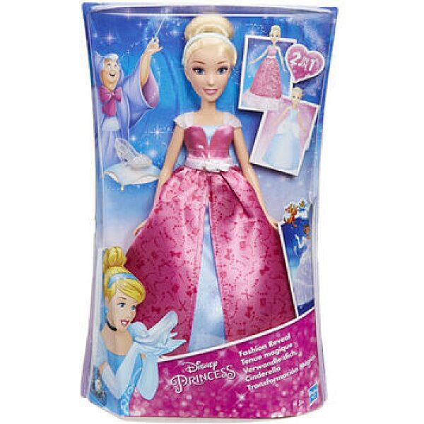Disney Hercegnők: Hamupipőke hercegnő mágikus ruhában - 1. kép