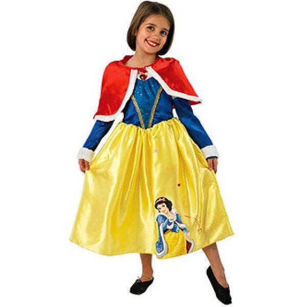 Disney hercegnők: Hófehérke téli jelmez - L méret - 1. kép