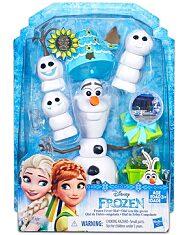 Disney hercegnők: Jégvarázs nyári Olaf játékszett - 1. kép