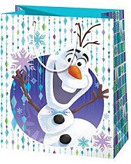 Disney hercegnők Jégvarázs: Olaf álló dísztasak - 17 x 10 x 23 cm - 1. kép