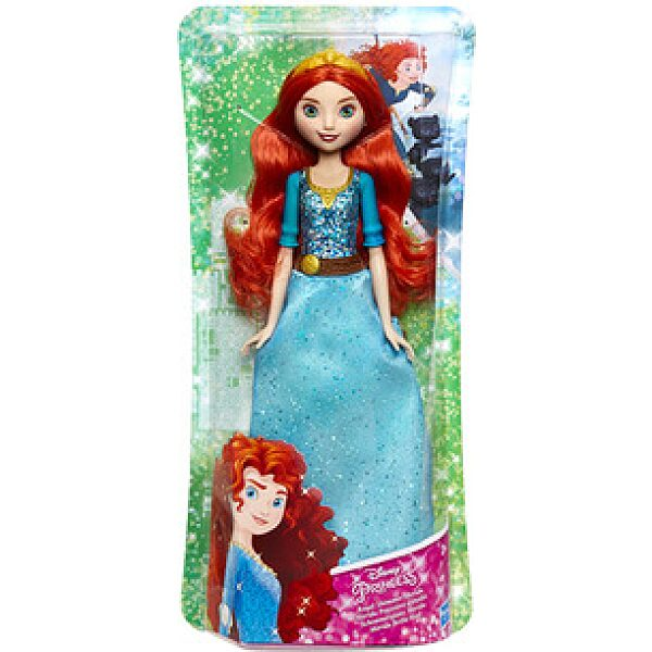 Disney hercegnők: Merida baba - 1. kép