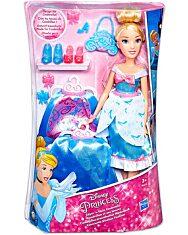 Disney Hercegnők: Öltöztesd fel Hamupipőke baba - 1. kép